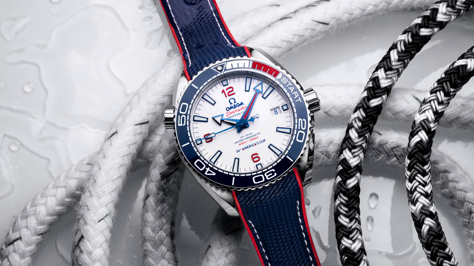 Seamaster Planet Ocean 600 M Planet Ocean 600M Omega Co‑Axial Master Chronometer 43,5 mm - 215.32.43.21.04.001 - Anzeigen 3