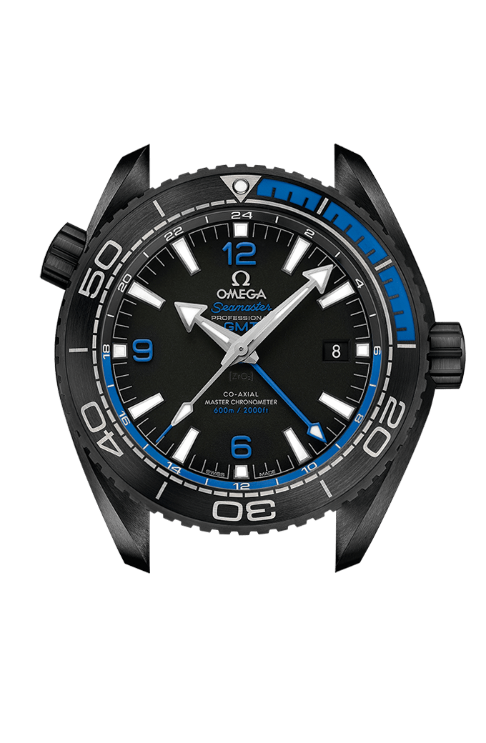 Omega Co-axial Master Chronometer GMT 45.5mm - 215.92.46.22.01.002