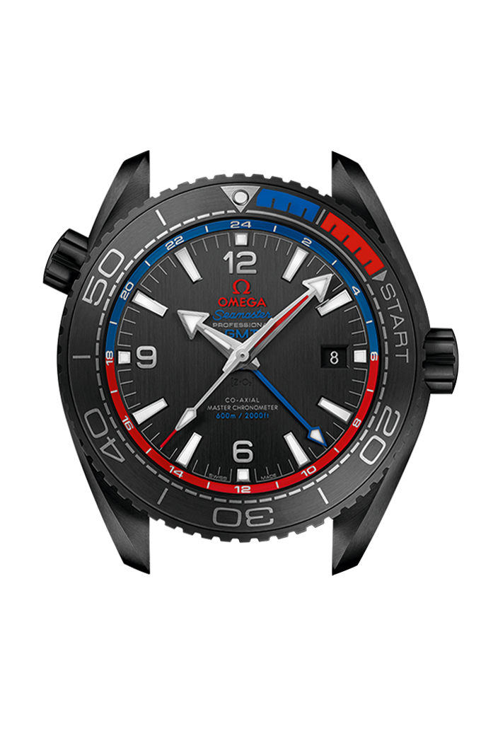 Co-axial Master Chronometer GMT 45.5mm - 215.92.46.22.01.004