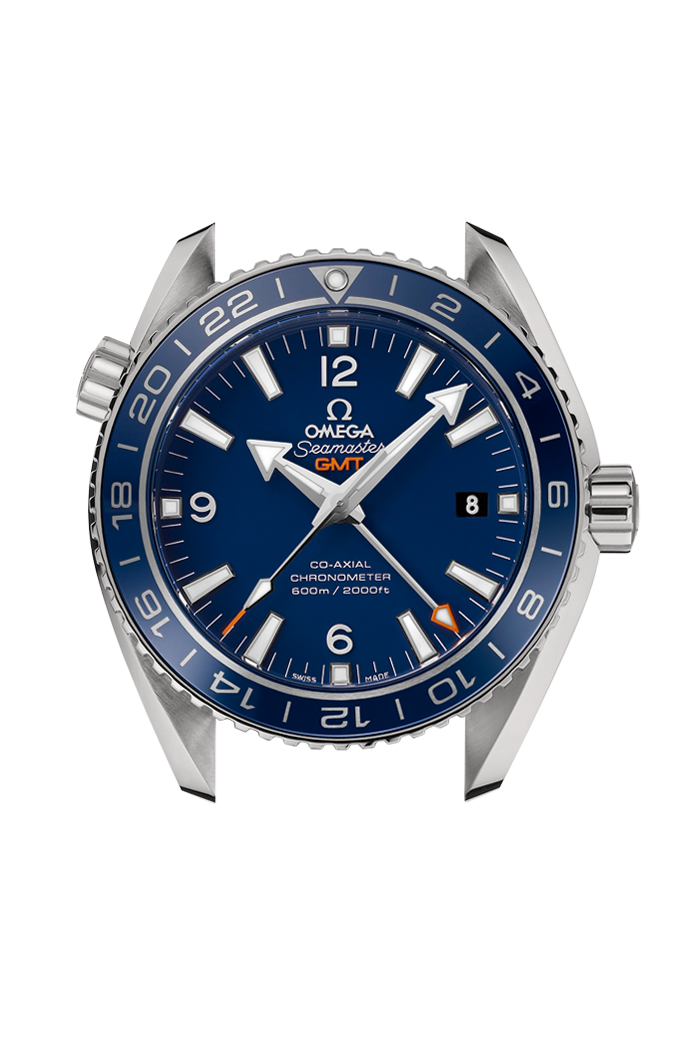 Omega Co-Axial GMT 43,5 mm - 232.92.44.22.03.001