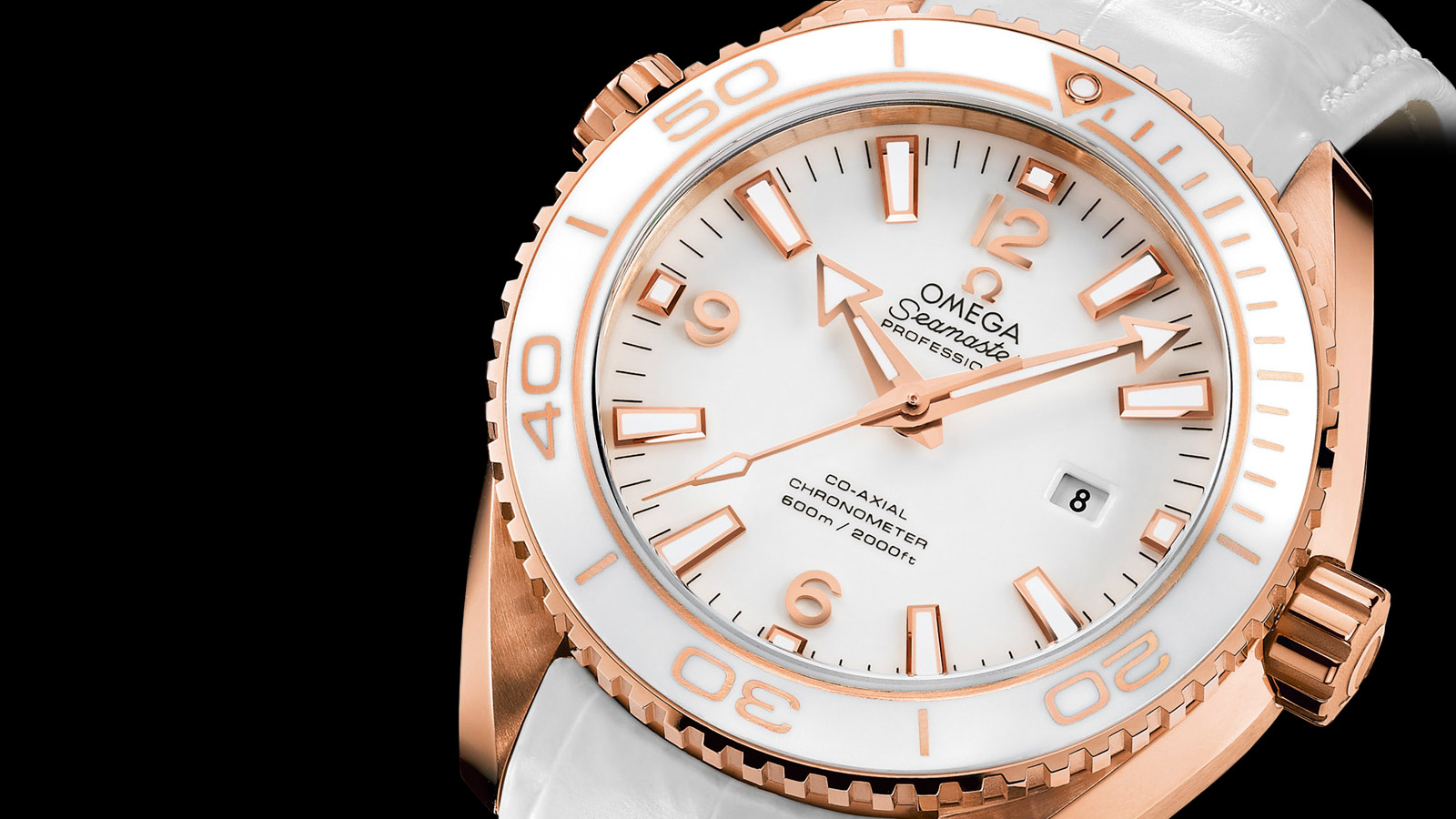 Seamaster Planet Ocean 600M Planet Ocean 600M Omega Co‑Axial 37,5 mm - 232.63.38.20.04.001 - Ver 1