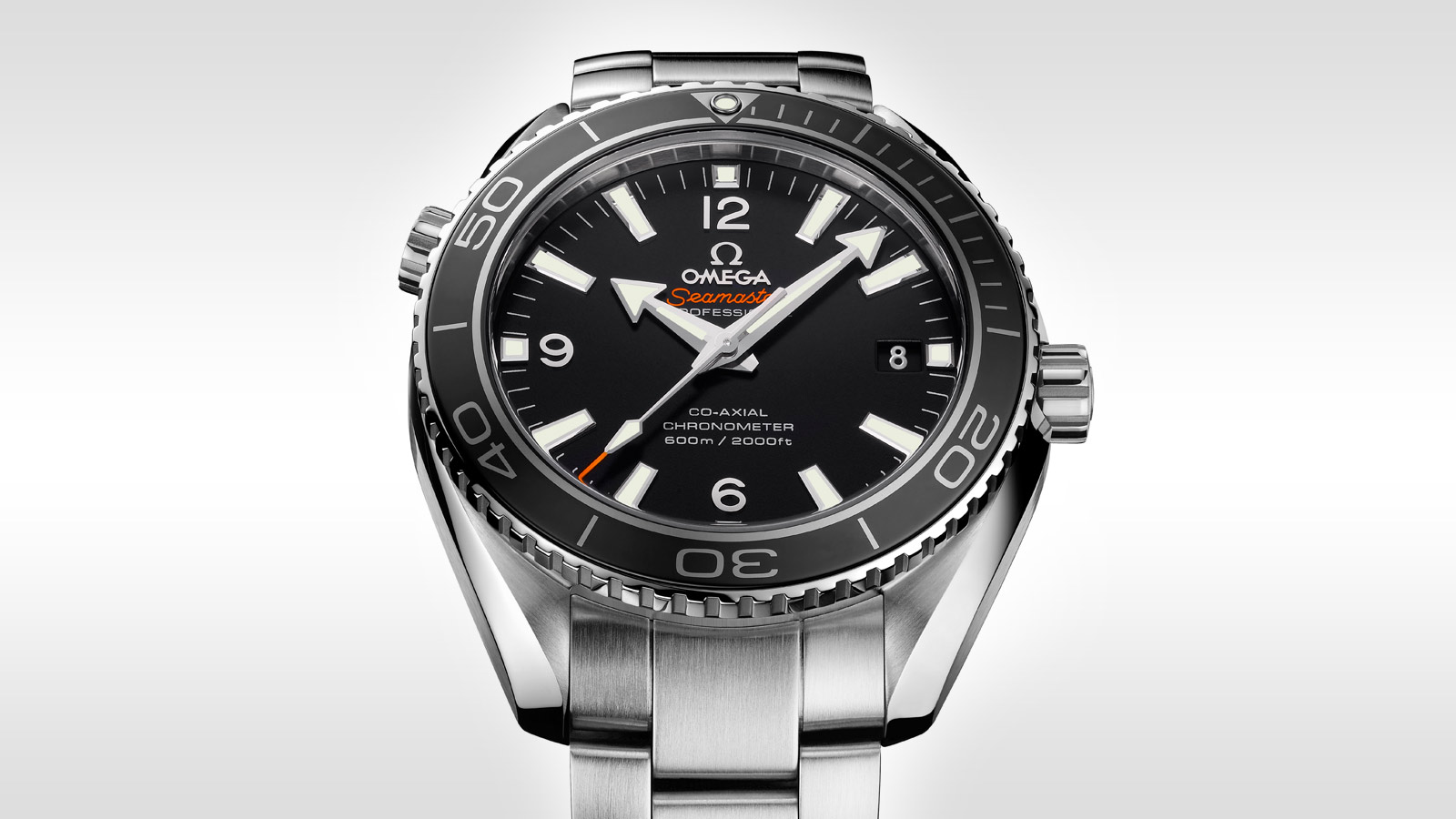 Seamaster Planet Ocean 600M Planet Ocean 600M Omega Co‑Axial 42 mm - 232.30.42.21.01.001 - Ver 1