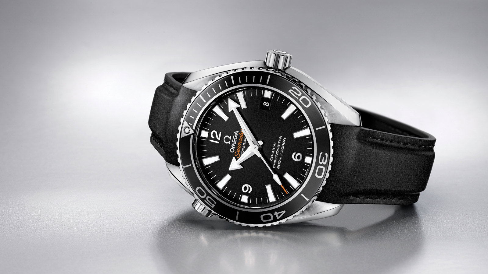 Seamaster Planet Ocean 600M Planet Ocean 600M Omega Co‑Axial 42 mm - 232.32.42.21.01.003 - View 1