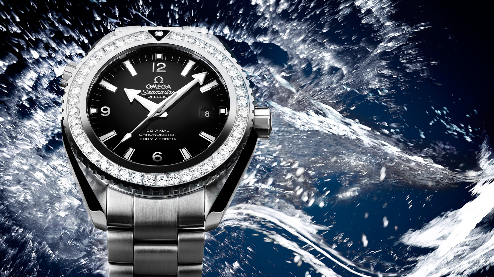 Seamaster Planet Ocean 600M Planet Ocean 600M Omega Co‑Axial 45.5 mm - 232.15.46.21.01.001 - View 1