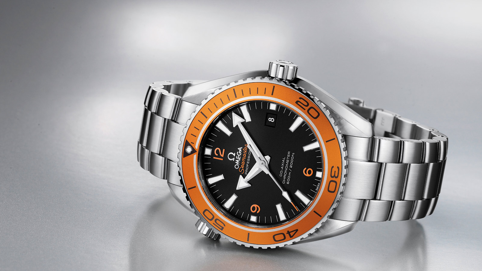 Seamaster Planet Ocean 600M Planet Ocean 600M Omega Co‑Axial 45.5 mm - 232.30.46.21.01.002 - View 1
