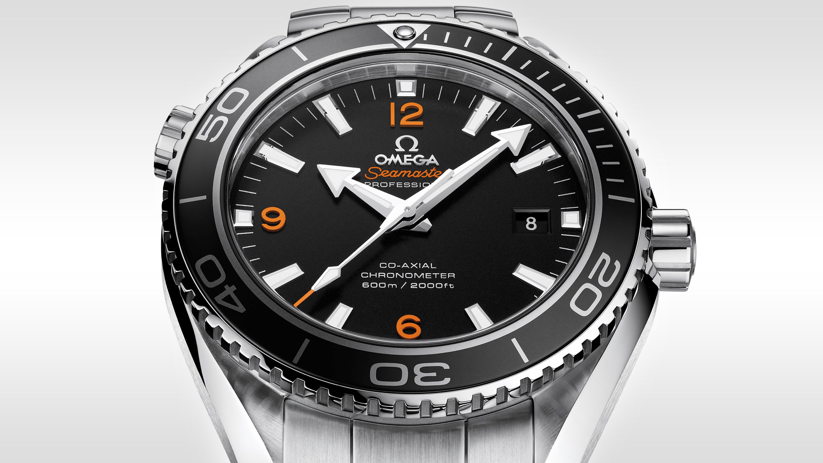 Seamaster Planet Ocean 600M Planet Ocean 600M Omega Co‑Axial 45.5 mm - 232.30.46.21.01.003 - View 2
