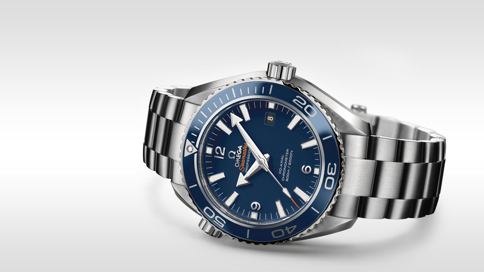 Seamaster Planet Ocean 600M Planet Ocean 600M Omega Co‑Axial 45.5 mm - 232.90.46.21.03.001 - View 1