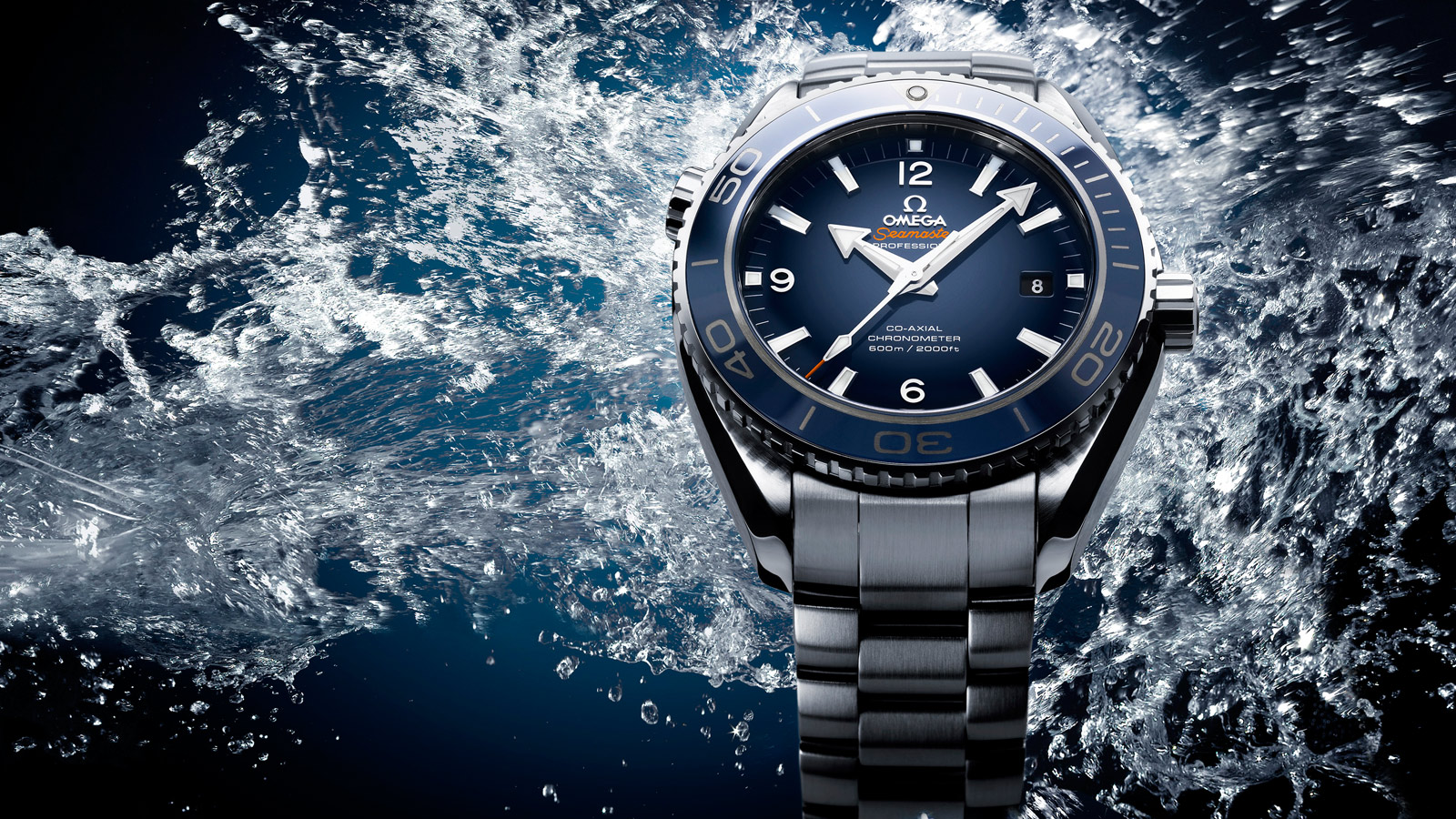 Seamaster Planet Ocean 600M Planet Ocean 600M Omega Co‑Axial 45.5 mm - 232.90.46.21.03.001 - View 3