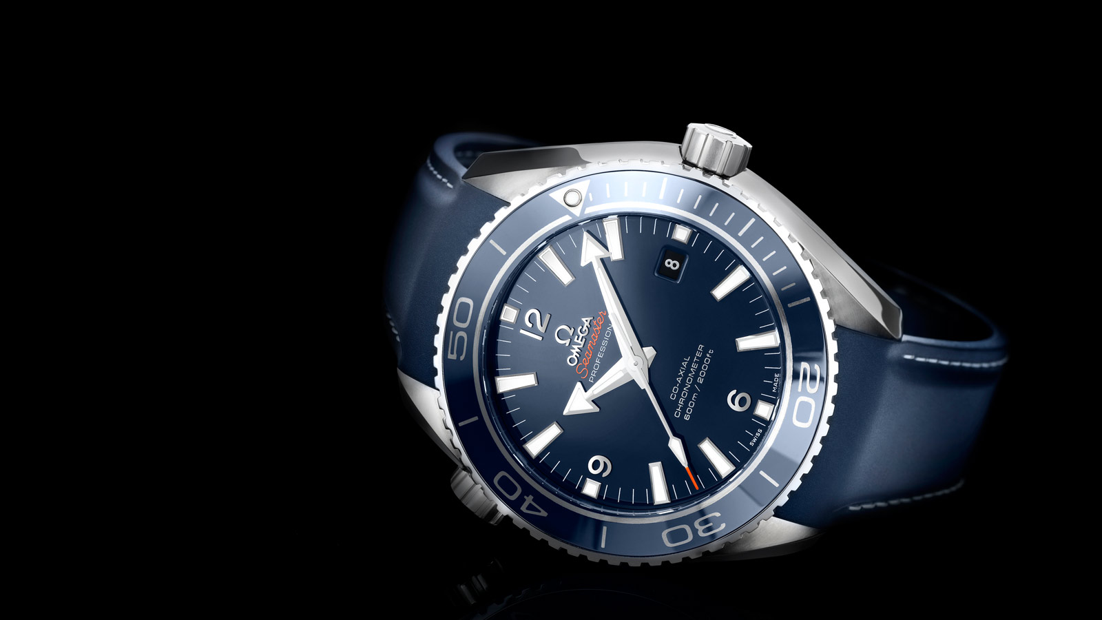Seamaster Planet Ocean 600M Planet Ocean 600M Omega Co‑Axial 45,5 mm - 232.92.46.21.03.001 - Просмотреть 2