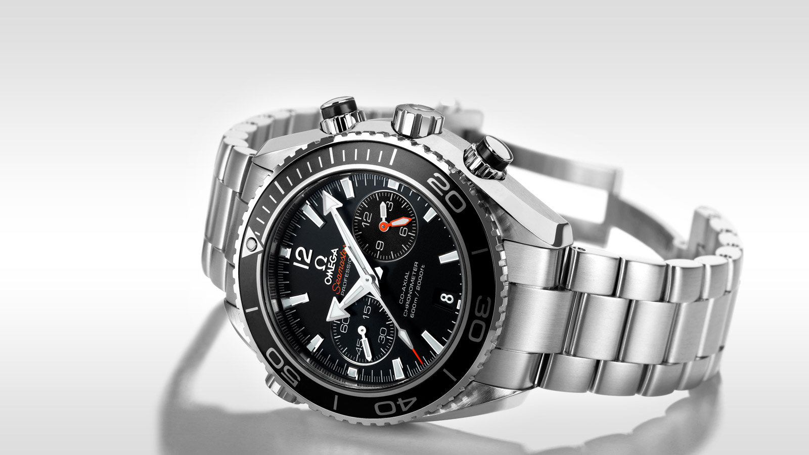 Seamaster Planet Ocean 600M Planet Ocean 600M Omega Co‑Axial Chronograph 45.5 mm - 232.30.46.51.01.001 - View 1