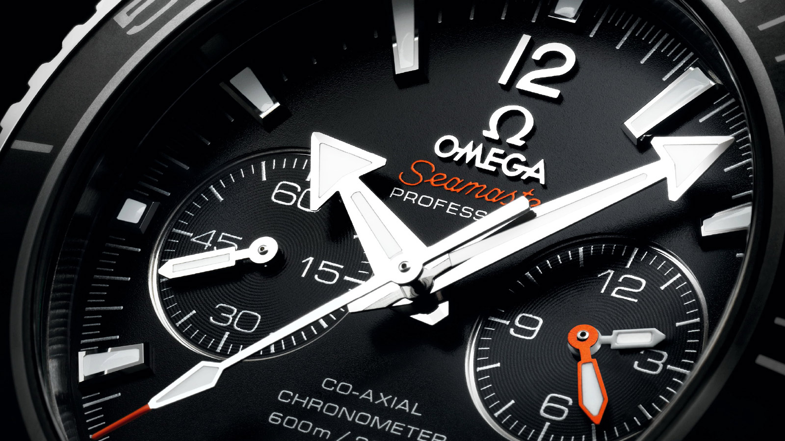 Seamaster Planet Ocean 600M Planet Ocean 600M Omega Co‑Axial Chronograph 45.5 mm - 232.30.46.51.01.001 - View 2