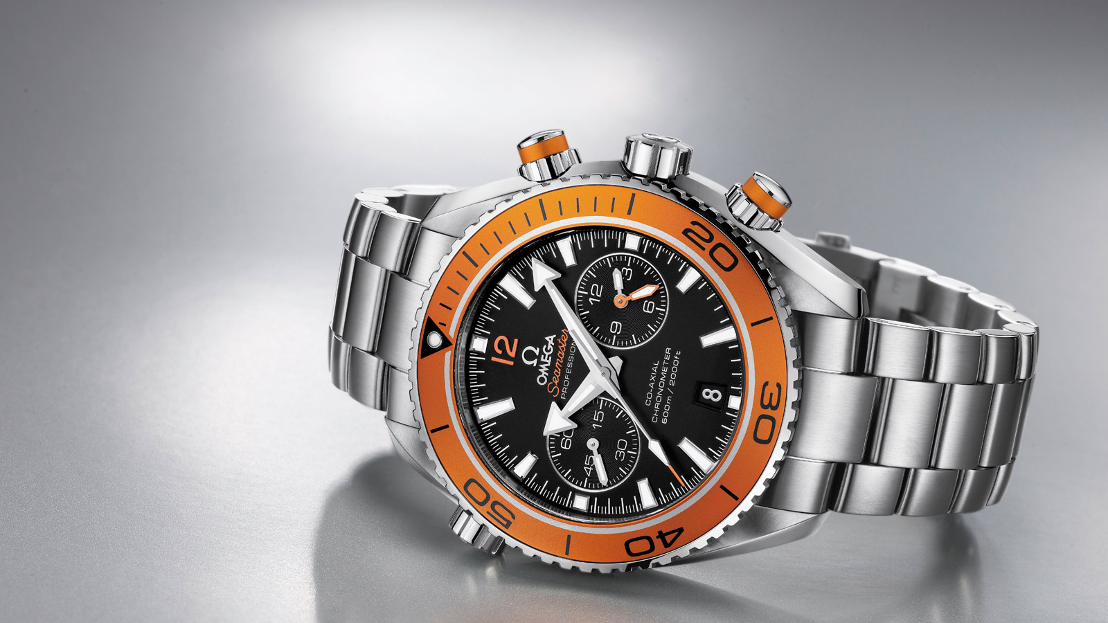 Seamaster Planet Ocean 600M Planet Ocean 600M Omega Co‑Axial Chronograph 45,5 mm - 232.30.46.51.01.002 - Просмотреть 1