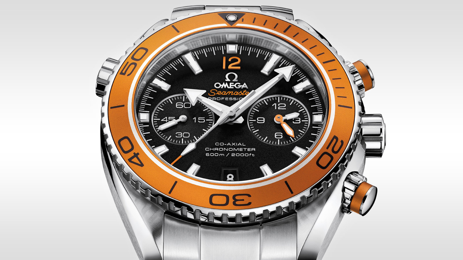 Seamaster Planet Ocean 600M Planet Ocean 600M Omega Co‑Axial Chronograph 45,5 mm - 232.30.46.51.01.002 - Просмотреть 2