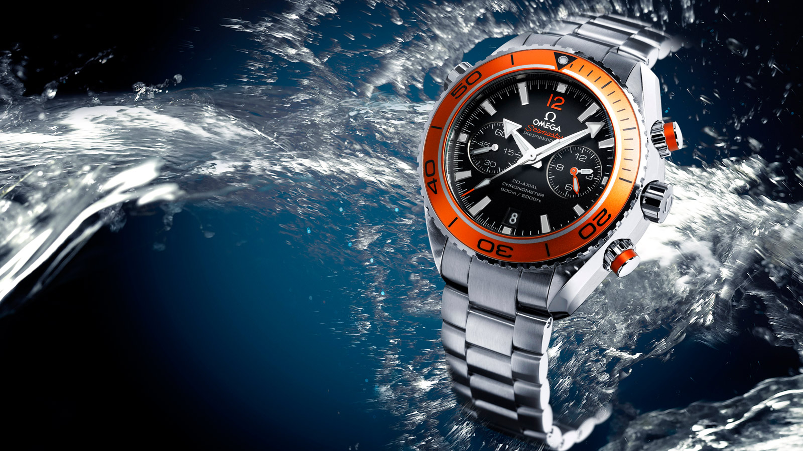 Seamaster Planet Ocean 600M Planet Ocean 600M Omega Co‑Axial Chronograph 45,5 mm - 232.30.46.51.01.002 - Просмотреть 3