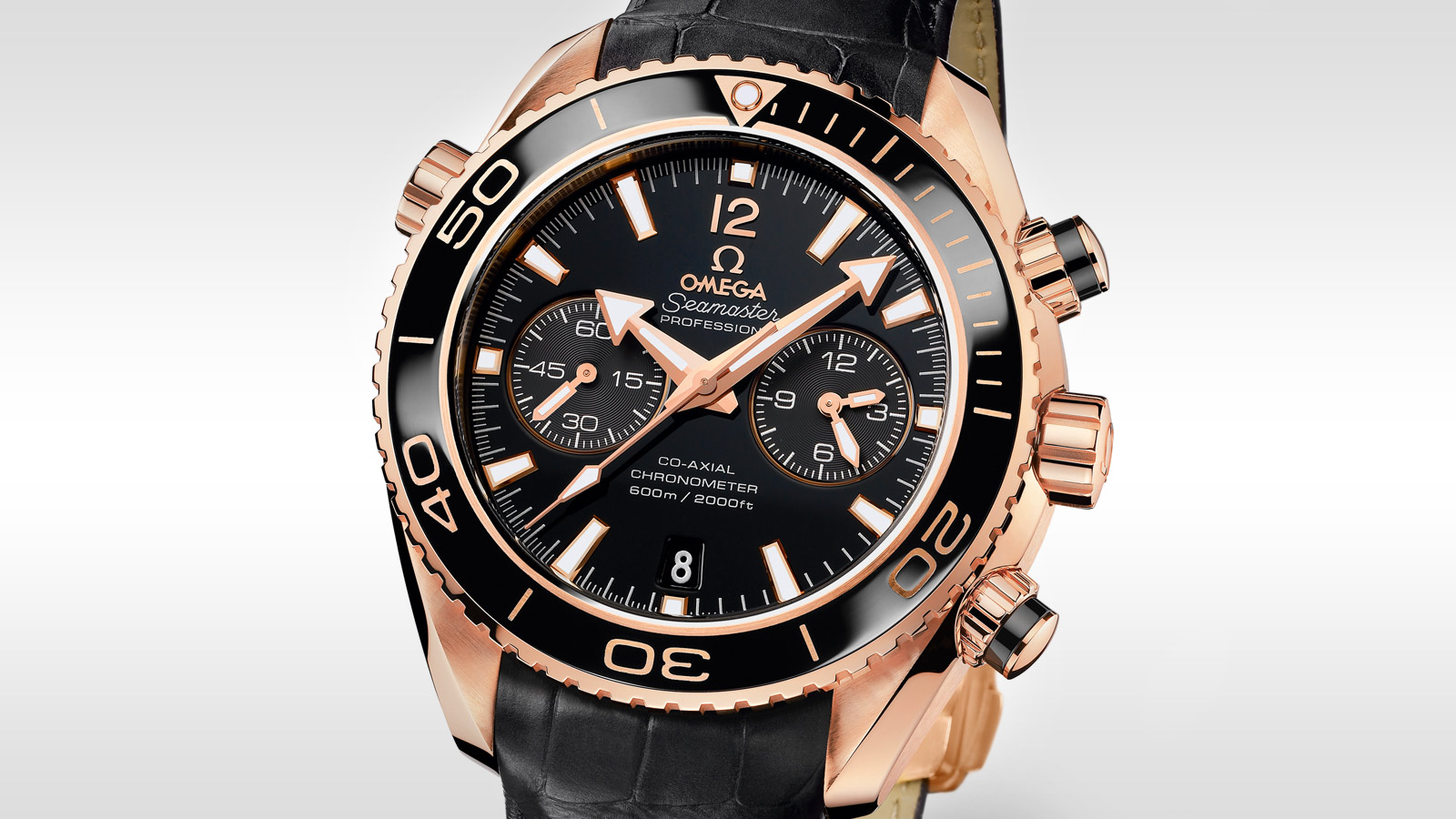 Seamaster Planet Ocean 600M Planet Ocean 600M Omega Co‑Axial Chronograph 45,5 mm - 232.63.46.51.01.001 - Vista 2