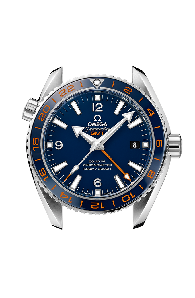 Omega Co-axial GMT 43.5 mm - 232.30.44.22.03.001