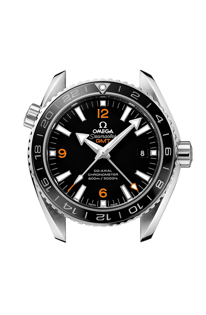 Omega Co-axial GMT 43.5 mm - 232.32.44.22.01.002