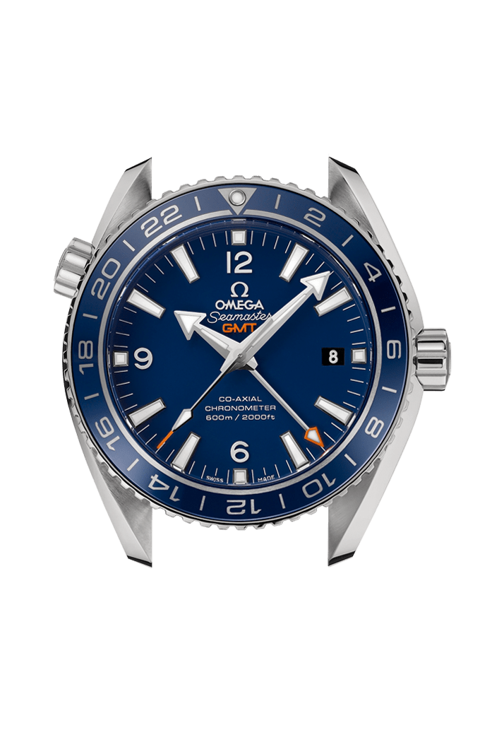 Omega Co-axial GMT 43.5 mm - 232.90.44.22.03.001