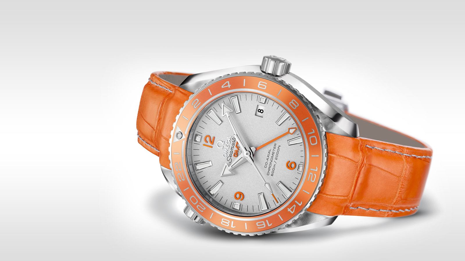 Seamaster Planet Ocean 600M Planet Ocean 600M Omega Co‑axial GMT 43.5mm - 232.93.44.22.99.001 - View 1