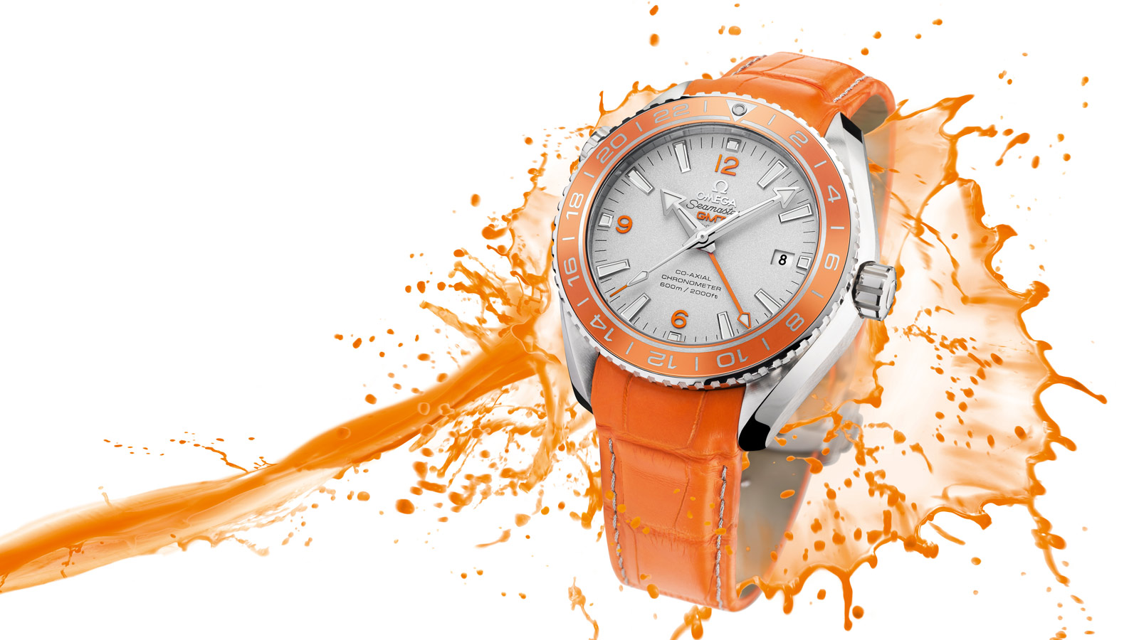 Seamaster Planet Ocean 600M Planet Ocean 600M Omega Co‑axial GMT 43.5mm - 232.93.44.22.99.001 - View 3