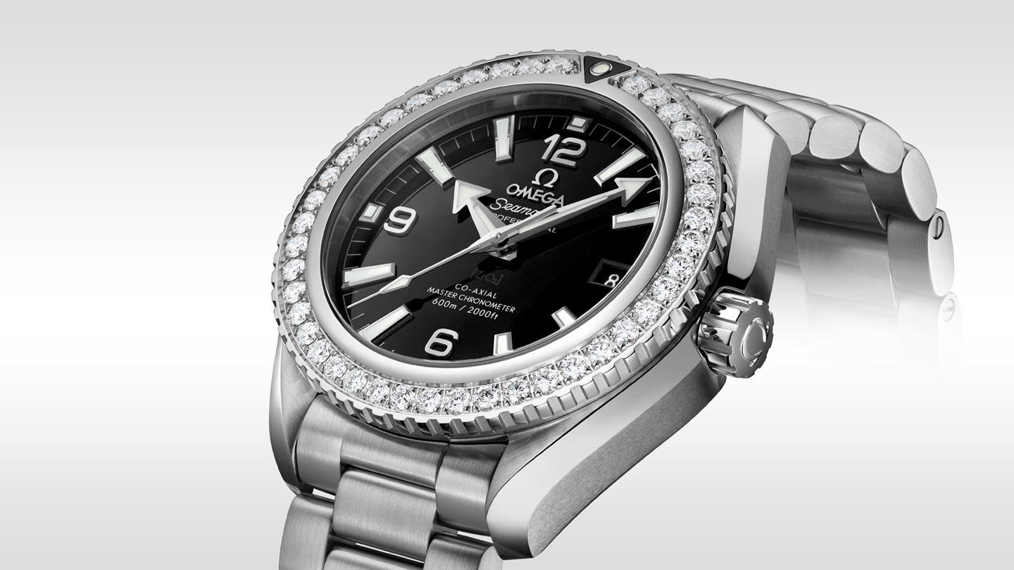 Seamaster Planet Ocean 600 M Planet Ocean 600M Omega Co‑Axial Master Chronometer 39,5 mm - 215.15.40.20.01.001 - Anzeigen 1