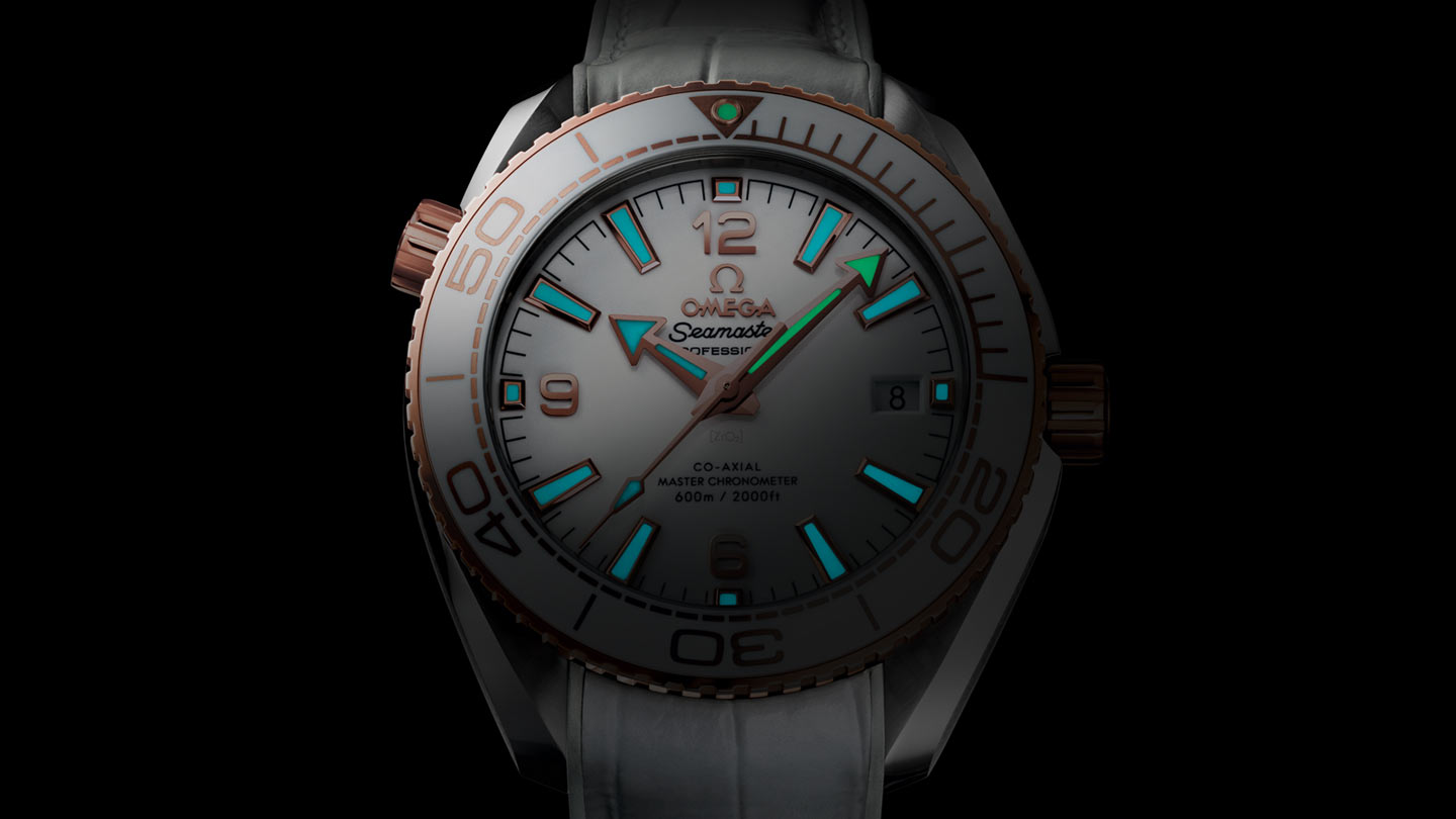 Seamaster Planet Ocean 600M Planet Ocean 600M Omega Co‑Axial Master Chronometer 39.5 mm - 215.23.40.20.04.001 - View 1