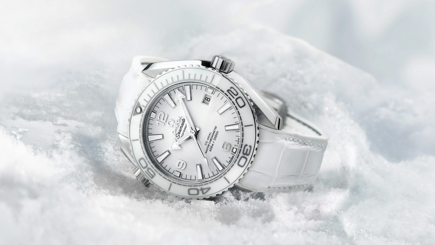 Seamaster Planet Ocean 600 M Planet Ocean 600M Omega Co‑Axial Master Chronometer 39,5 mm - 215.33.40.20.04.001 - Anzeigen 1