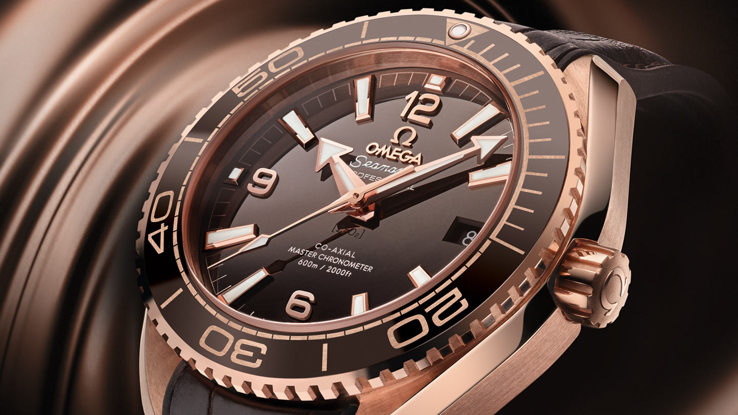 Seamaster Planet Ocean 600 M Planet Ocean 600M Omega Co‑Axial Master Chronometer 39,5 mm - 215.63.40.20.13.001 - Anzeigen 1