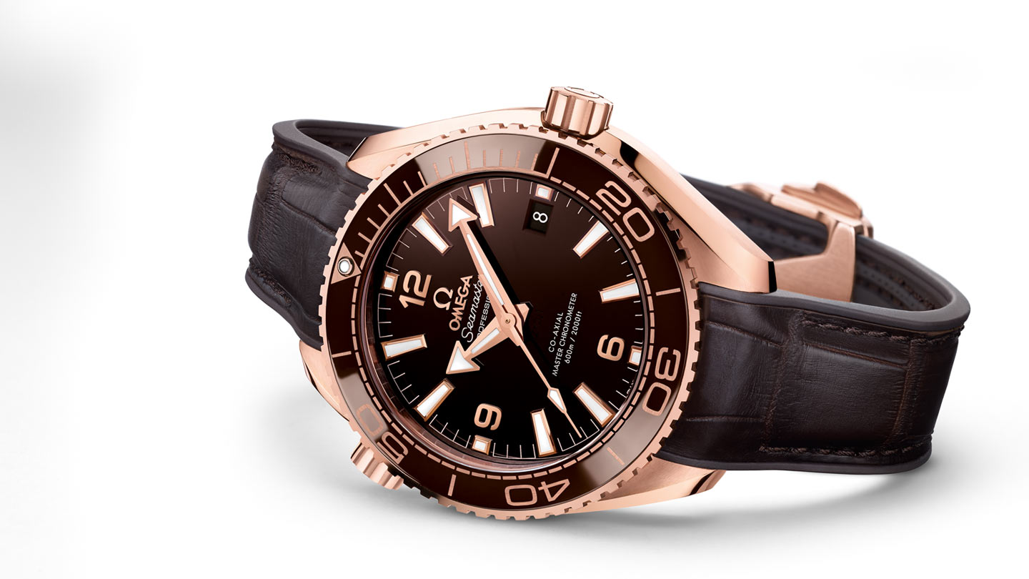 Seamaster Planet Ocean 600 M Planet Ocean 600M Omega Co‑Axial Master Chronometer 39,5 mm - 215.63.40.20.13.001 - Anzeigen 2
