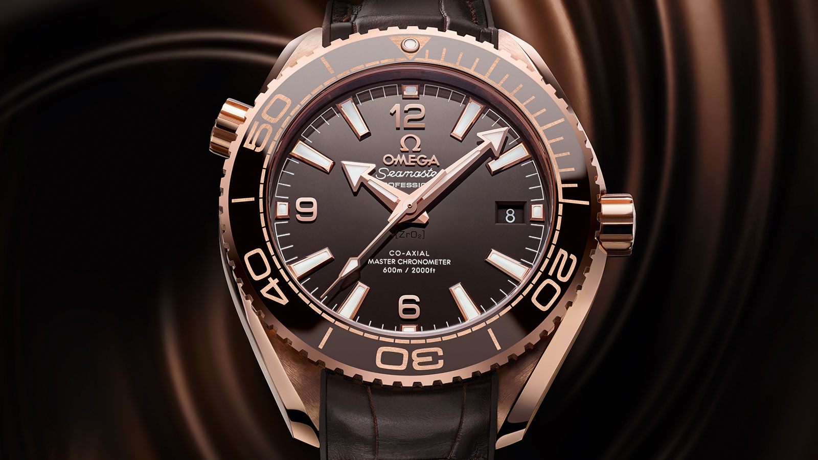Seamaster Planet Ocean 600 M Planet Ocean 600M Omega Co‑Axial Master Chronometer 39,5 mm Referenz - 215.63.40.20.13.001