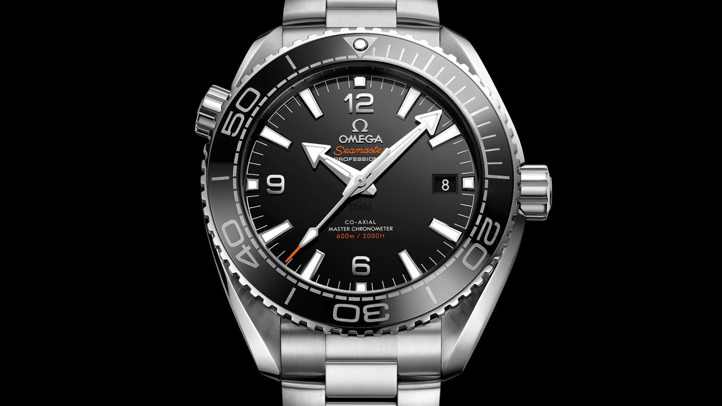Seamaster Planet Ocean 600M Planet Ocean 600M Omega Co‑Axial Master Chronometer 43,5 mm - 215.30.44.21.01.001 - Просмотреть 1