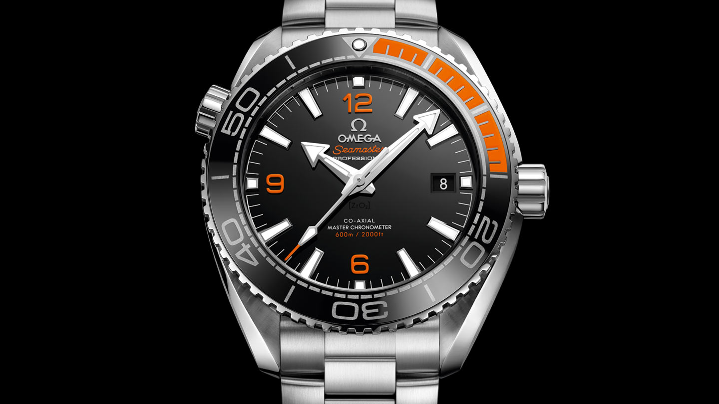Seamaster Planet Ocean 600M Planet Ocean 600M Omega Co‑Axial Master Chronometer 43.5 mm - 215.30.44.21.01.002 - View 1