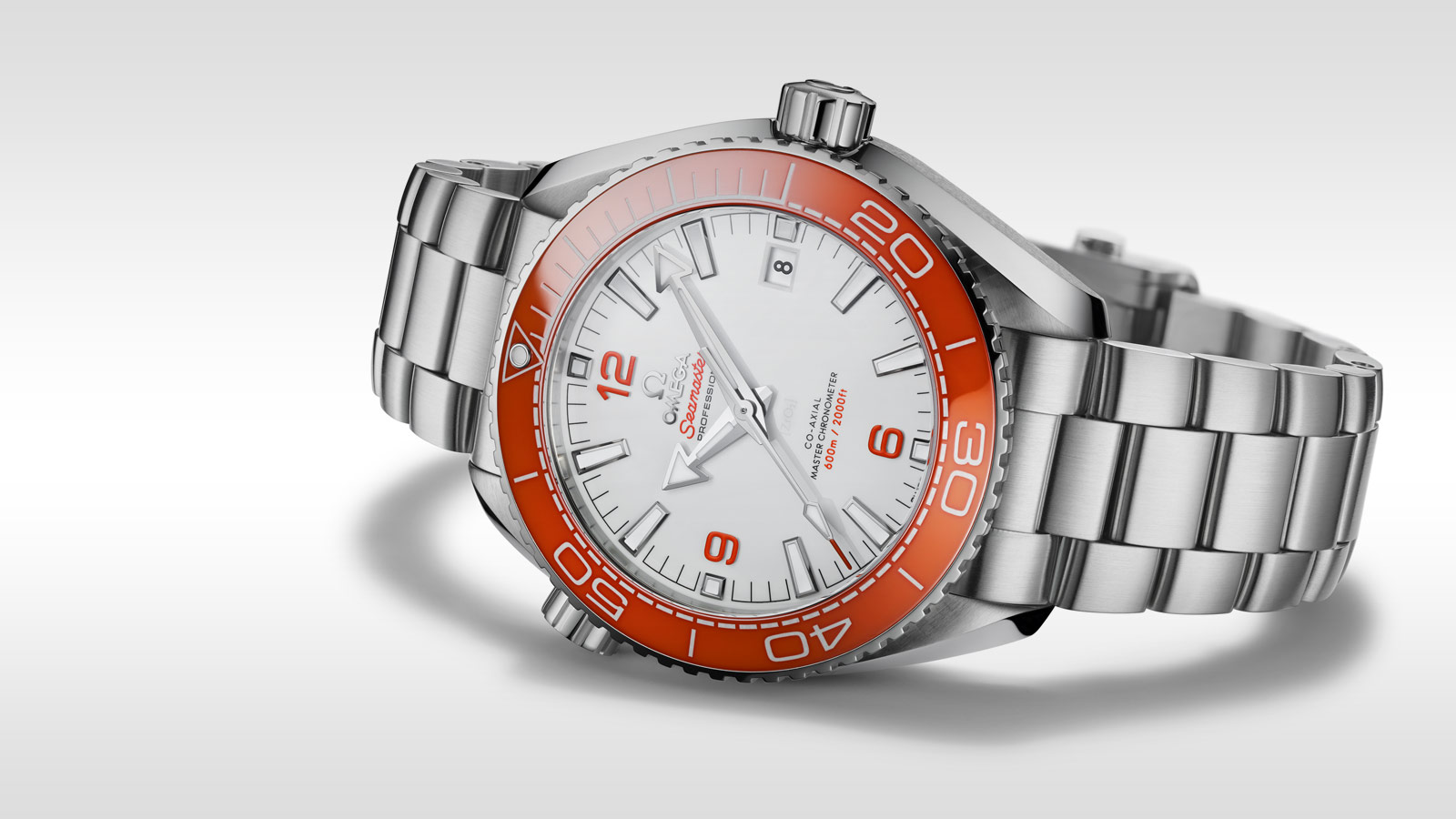 Seamaster Planet Ocean 600M Planet Ocean 600M Omega Co‑Axial Master Chronometer 43.5 mm - 215.30.44.21.04.001 - View 1