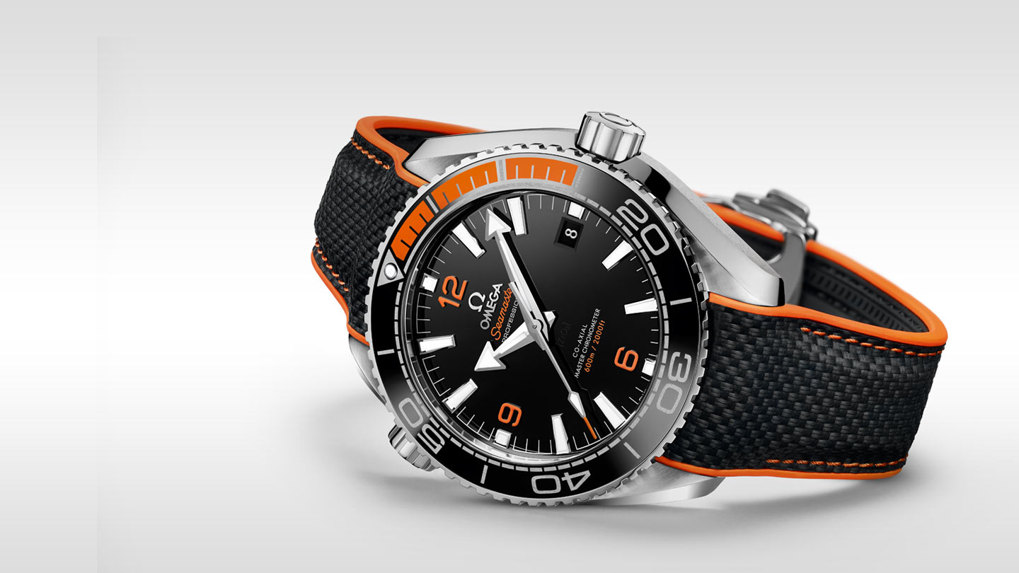 Seamaster Planet Ocean 600M Planet Ocean 600M Omega Co‑Axial Master Chronometer 43,5 mm - 215.32.44.21.01.001 - Afficher 1