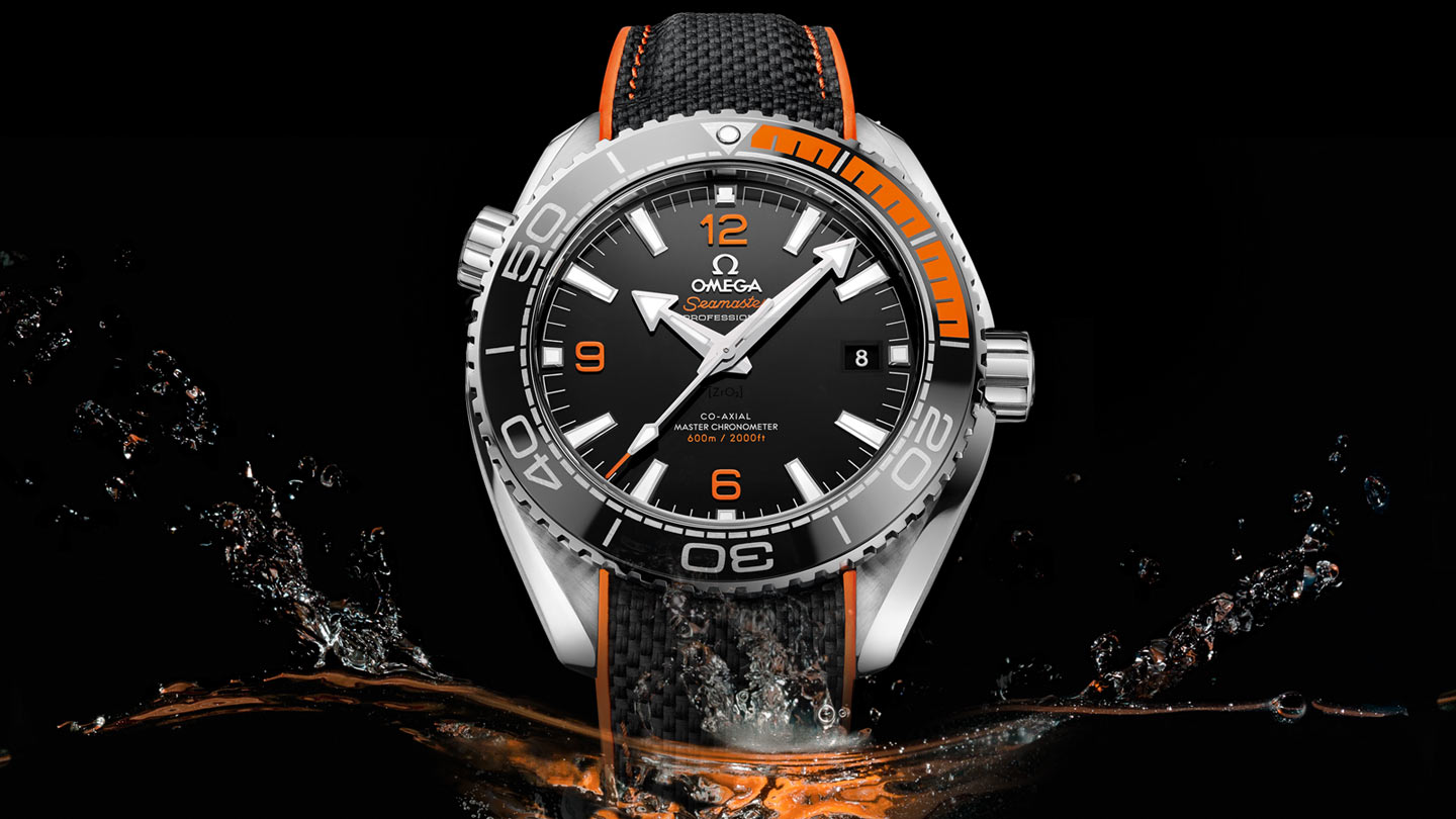 Seamaster Planet Ocean 600M Planet Ocean 600M Omega Co‑Axial Master Chronometer 43,5 mm - 215.32.44.21.01.001 - Afficher 2