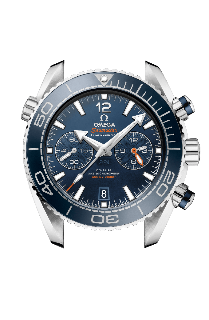 Planet Ocean 600M Omega Co-Axial Master Chronometer Chronograph 45.5 mm - 215.30.46.51.03.001