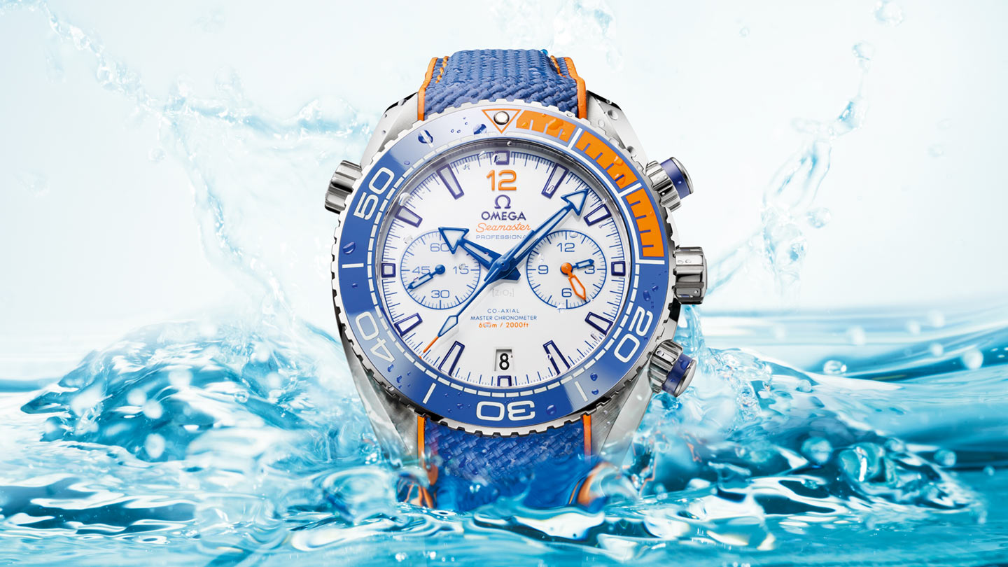 Seamaster Planet Ocean 600M Planet Ocean 600M Omega Co‑Axial Master Chronometer Chronograph 45,5 mm - 215.32.46.51.04.001 - Просмотреть 2