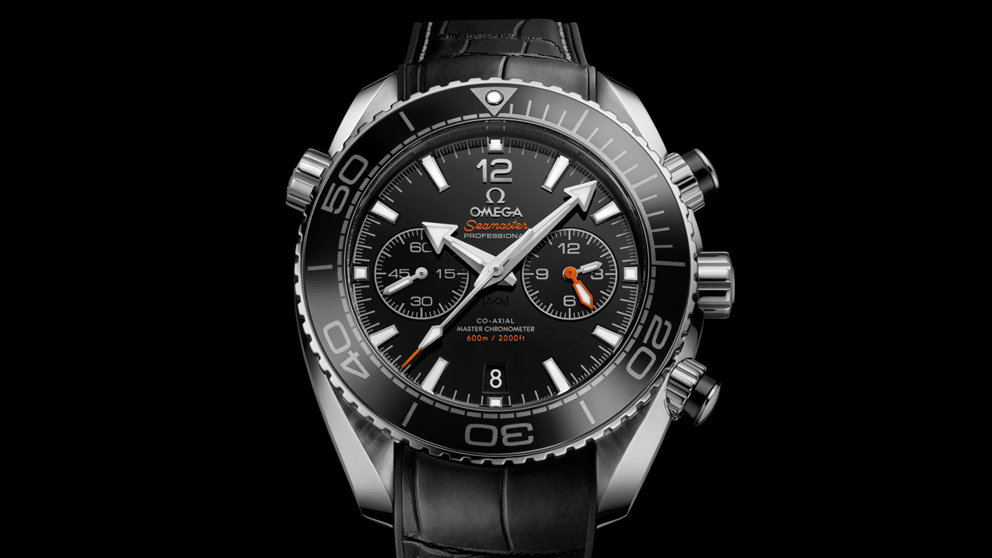 Seamaster Planet Ocean 600M Planet Ocean 600M Omega Co‑Axial Master Chronometer Chronograph 45,5 mm - 215.33.46.51.01.001 - Visualizzare 1
