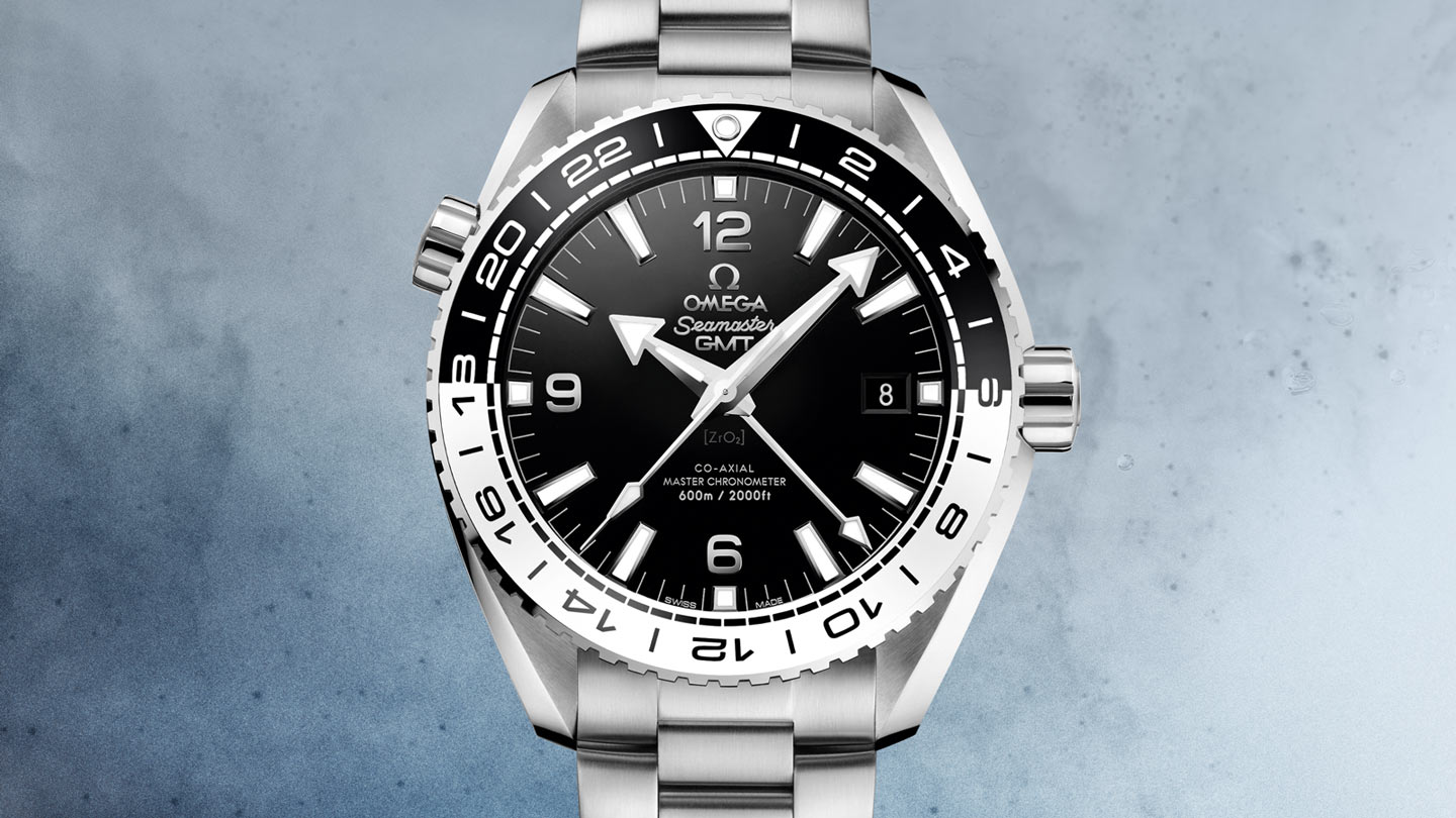 Seamaster Planet Ocean 600M Planet Ocean 600M Omega Co‑Axial Master Chronometer GMT 43,5 mm - 215.30.44.22.01.001 - Vista 1
