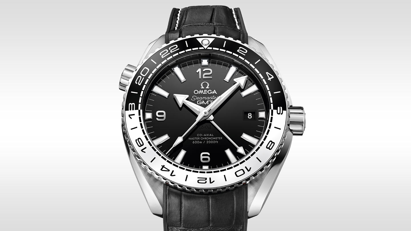 Seamaster Planet Ocean 600M Planet Ocean 600M Omega Co‑axial Master Chronometer GMT 43.5 mm - 215.33.44.22.01.001 - View 1
