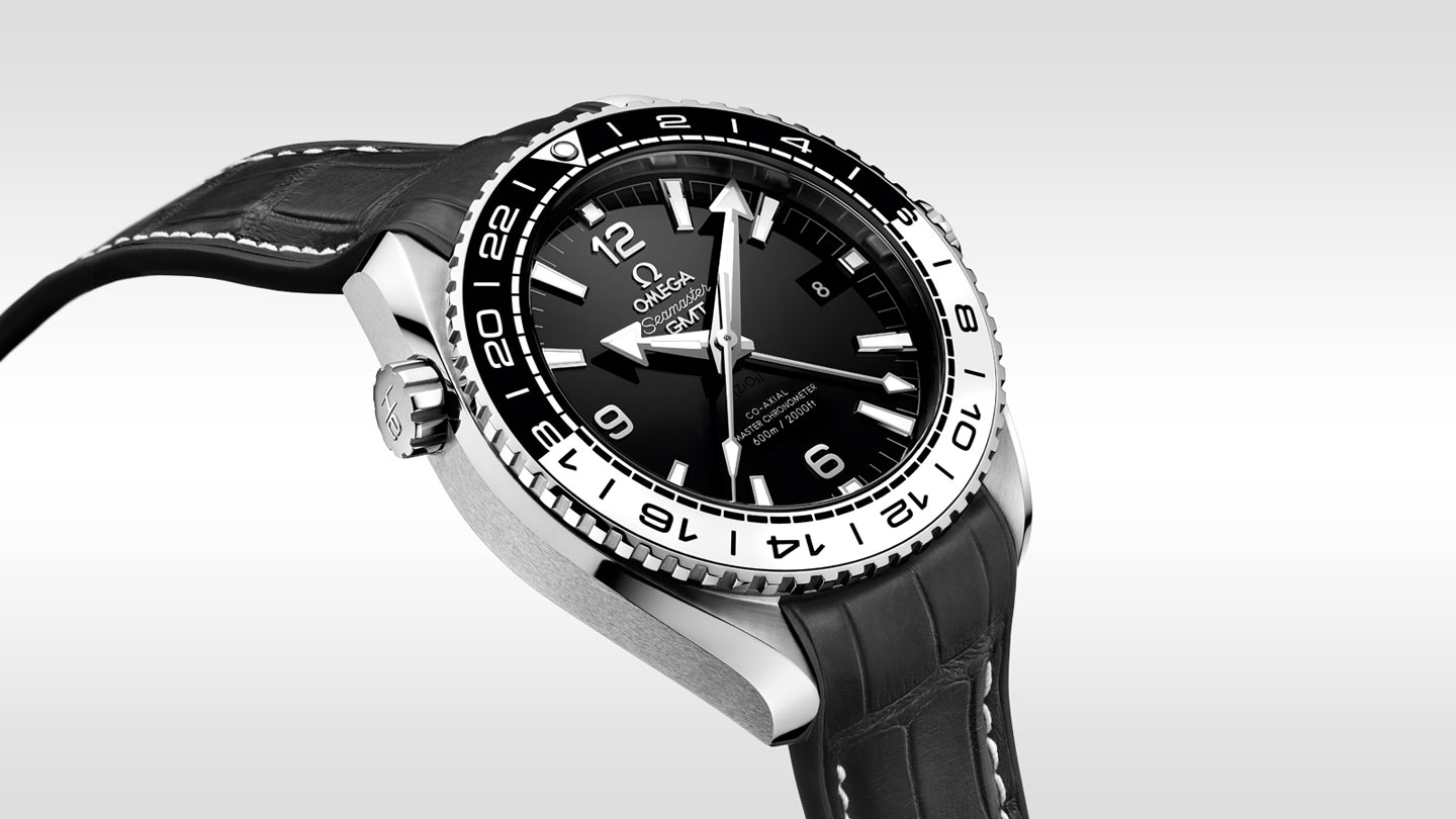 Seamaster Planet Ocean 600M Planet Ocean 600M Omega Co‑axial Master Chronometer GMT 43.5 mm - 215.33.44.22.01.001 - View 2