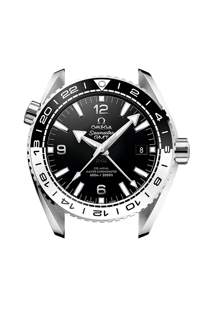 Planet Ocean 600M Omega Co-Axial Master Chronometer GMT 43,5 mm - 215.33.44.22.01.001