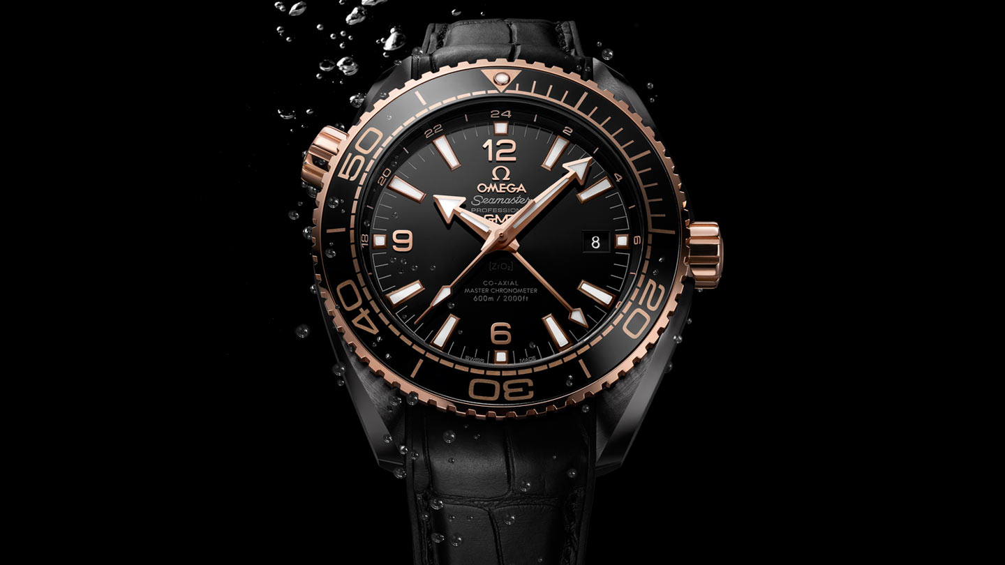 Seamaster Planet Ocean 600M Planet Ocean 600M Omega Co‑axial Master Chronometer GMT 45.5 mm - 215.63.46.22.01.001 - View 1