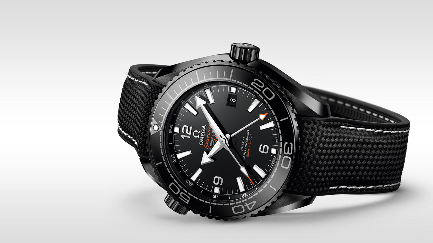 Seamaster Planet Ocean 600M Planet Ocean 600M Omega Co‑Axial Master Chronometer GMT 45,5 mm - 215.92.46.22.01.001 - Afficher 3