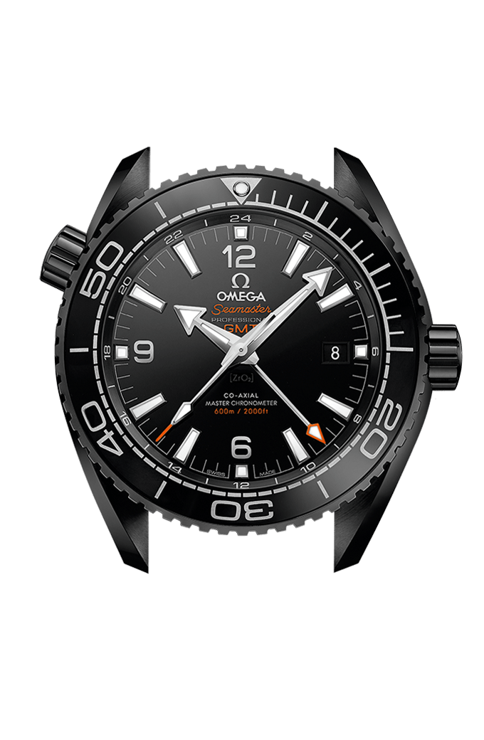 Planet Ocean 600M Omega Co-axial Master Chronometer GMT 45.5 mm - 215.92.46.22.01.001