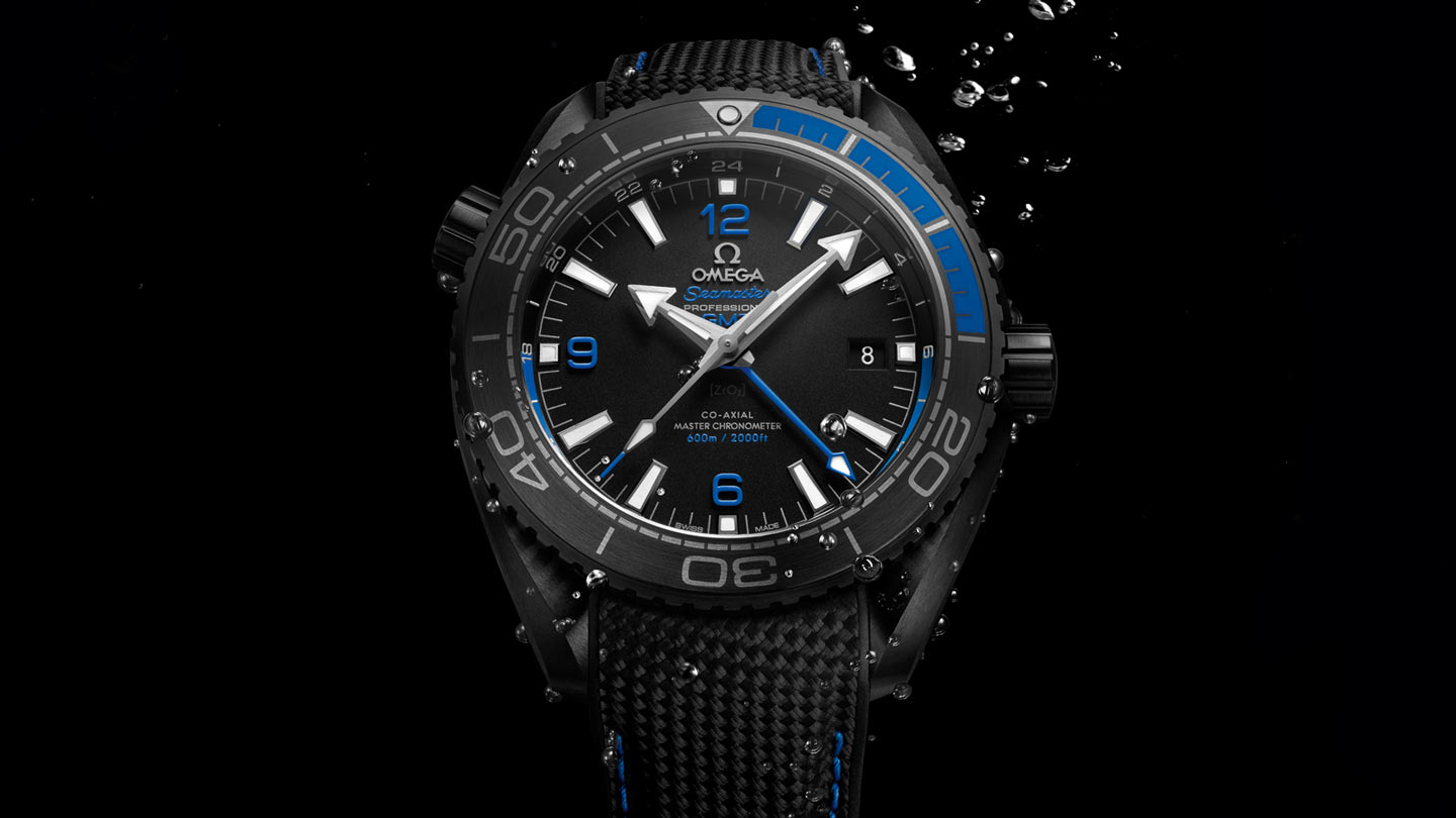 Seamaster Planet Ocean 600M Planet Ocean 600M Omega Co‑axial Master Chronometer GMT 45.5 mm - 215.92.46.22.01.002 - View 2