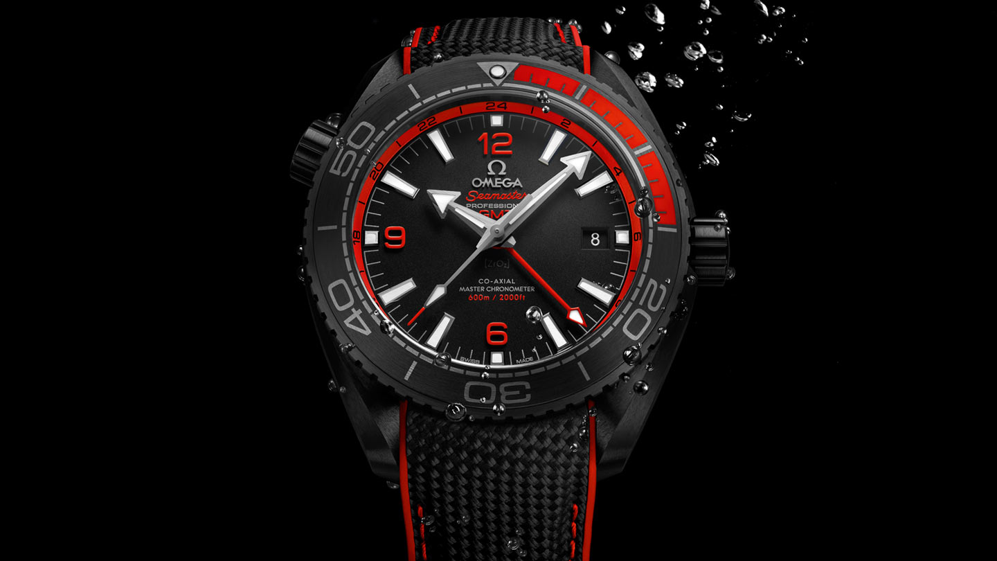 Seamaster Planet Ocean 600M Planet Ocean 600M Omega Co‑axial Master Chronometer GMT 45.5 mm - 215.92.46.22.01.003 - View 1