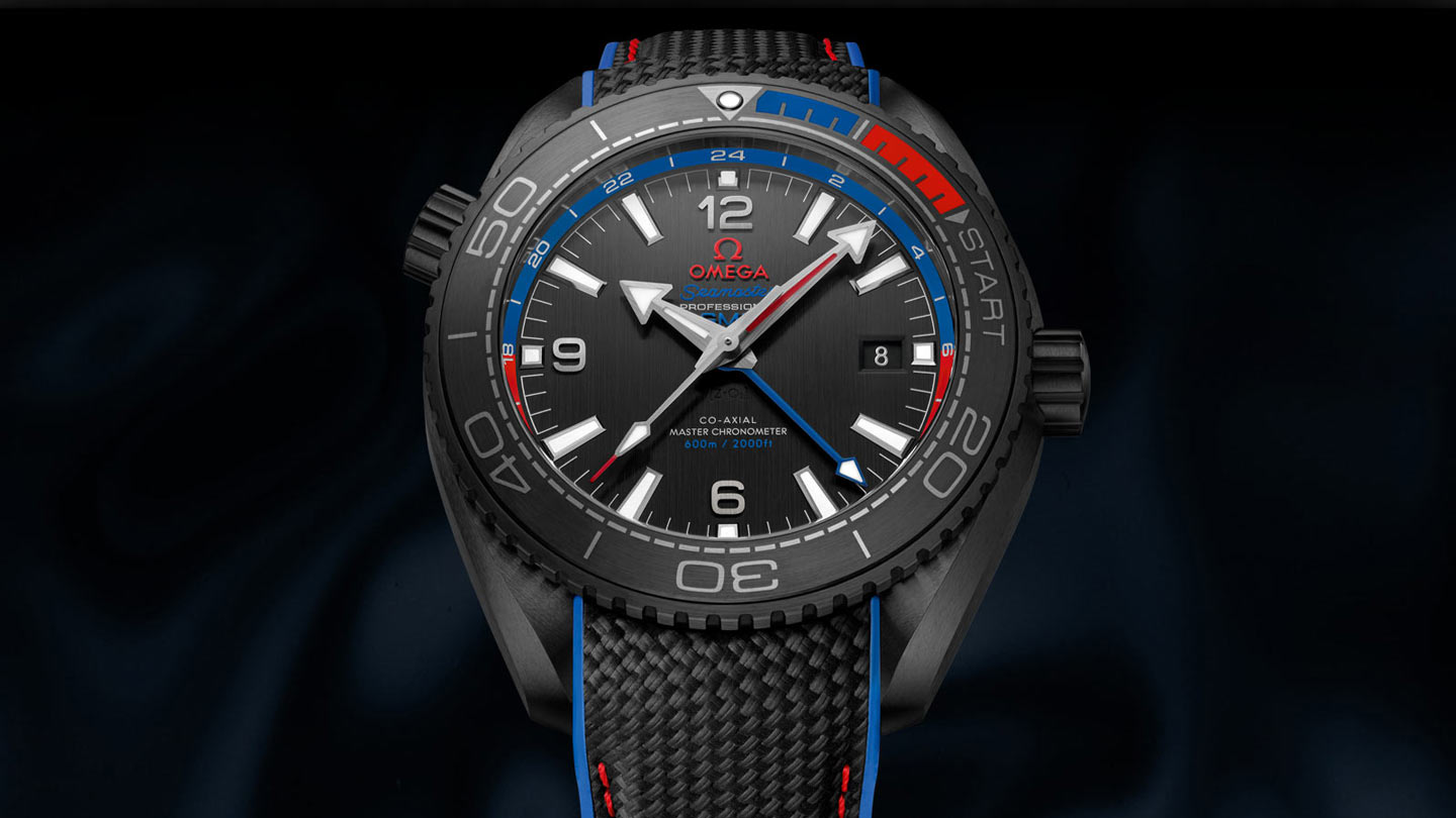 Seamaster Planet Ocean 600M Planet Ocean 600M Omega Co‑Axial Master Chronometer GMT 45,5 mm - 215.92.46.22.01.004 - Afficher 3