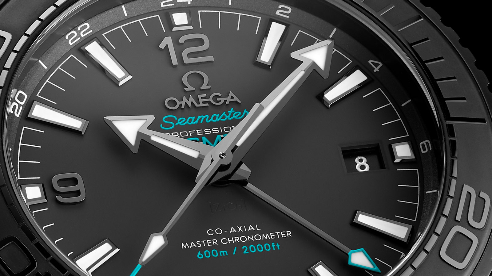 Seamaster Planet Ocean 600M Planet Ocean 600M Omega Co‑axial Master Chronometer GMT 45.5 mm - 215.92.46.22.01.005 - View 2