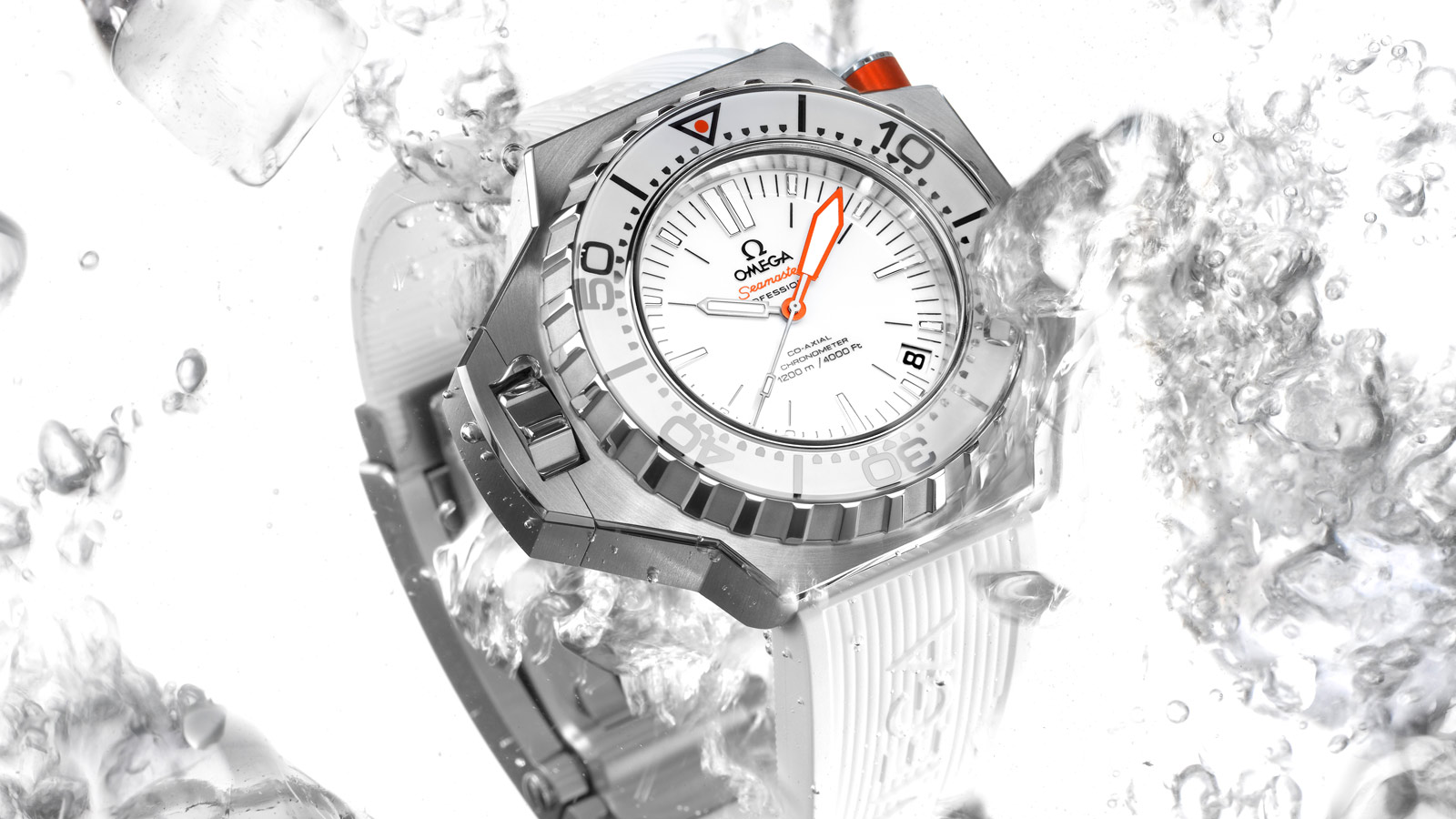 Seamaster PLOPROF 1200M Ploprof 1200M Omega Co‑Axial 55 x 48 mm - 224.32.55.21.04.001 - Visualizzare 2